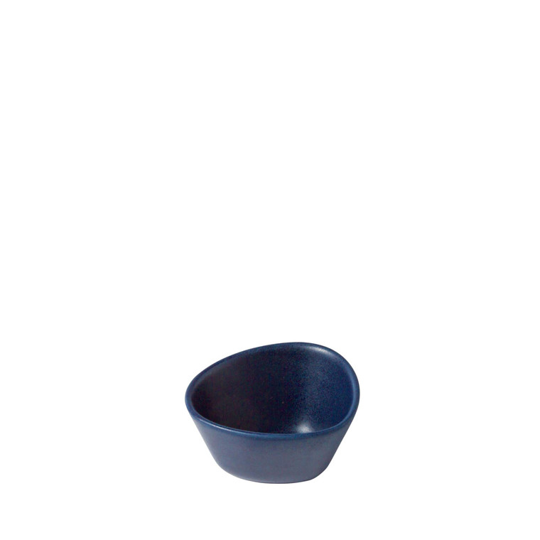 LIND DNA Stoneware bowl lille navy blå 2stk
