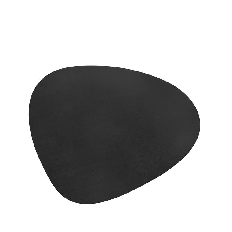 LIND DNA Bull curve gulvmåtte 92x108 black