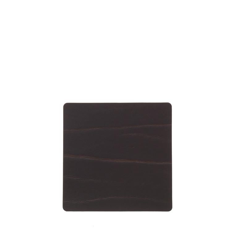LIND DNA Buffalo square glasbrik brun
