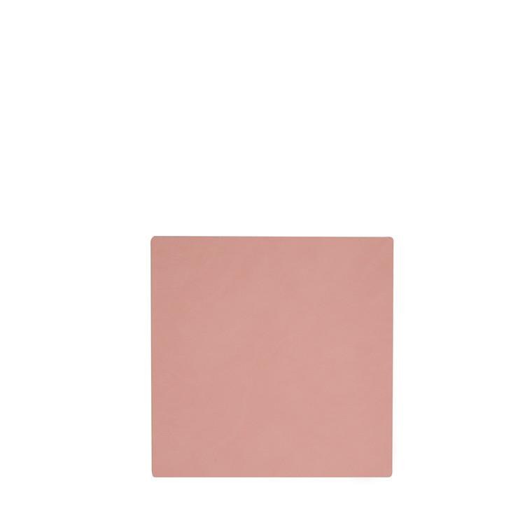 LIND DNA Nupo square glasbrik lyserød