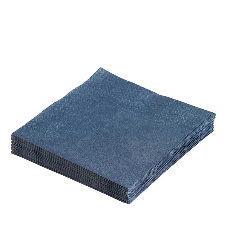 LIND DNA Paper servietter mørk blå