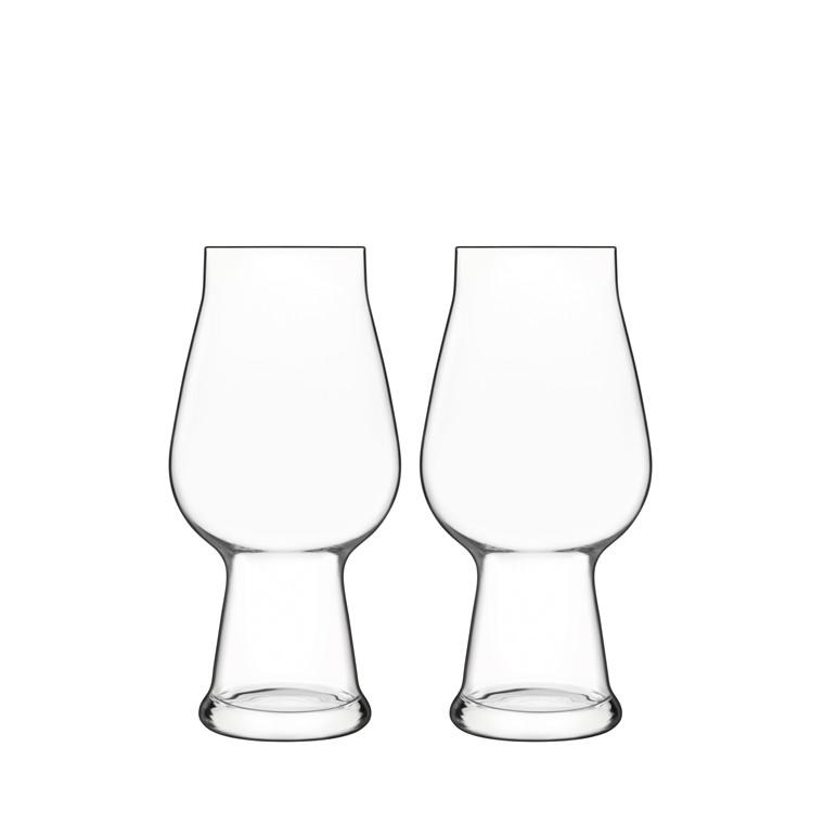 LUIGI BORMIOLI Birrateque ølglas Ipa/ale 2 stk
