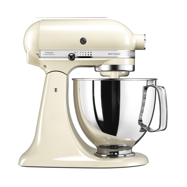 KITCHENAID Artisan køkkenmaskine creme 4,8 liter