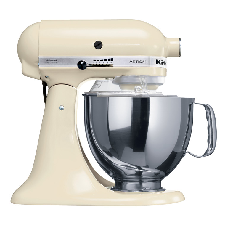 KitchenAid Artisan mixer creme