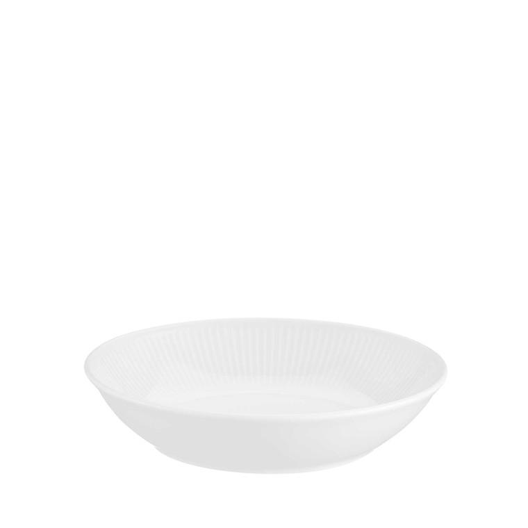 PILLIVUYT Plissé tallerken pasta/salat 20 cm