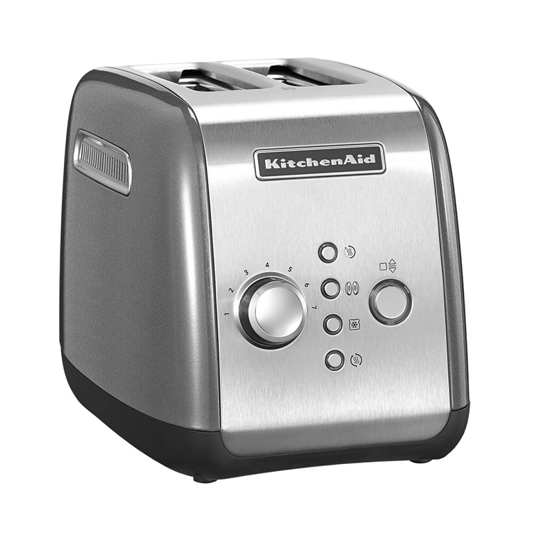 KitchenAid brødrister medallion silver