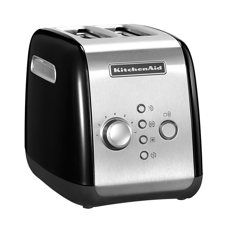 KitchenAid brødrister sort