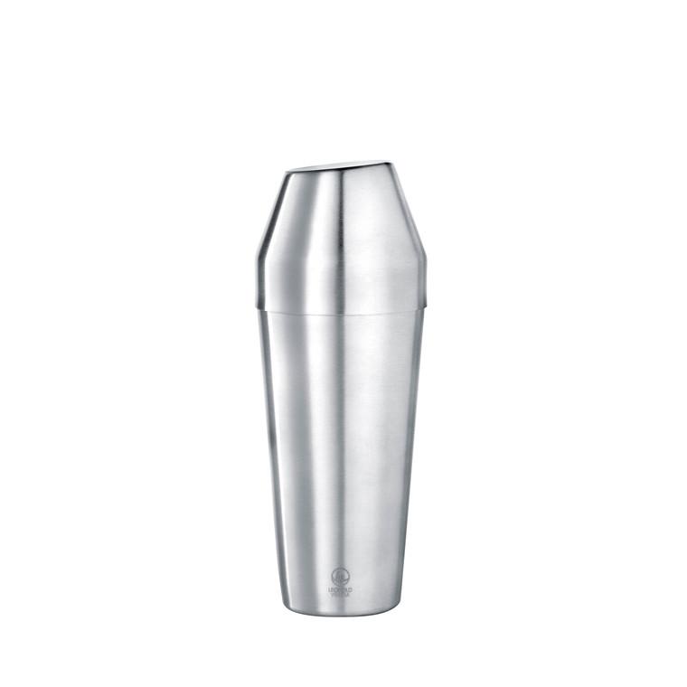 Bredemeijer Shaker mat stål 0,5 liter H20c