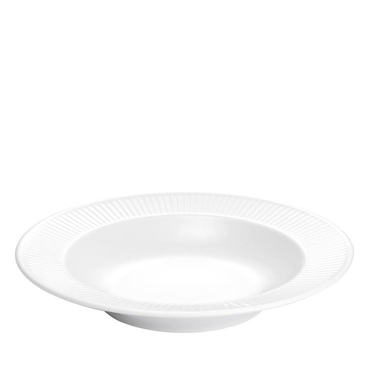 PILLIVUYT Plissé pastatallerken 28 cm