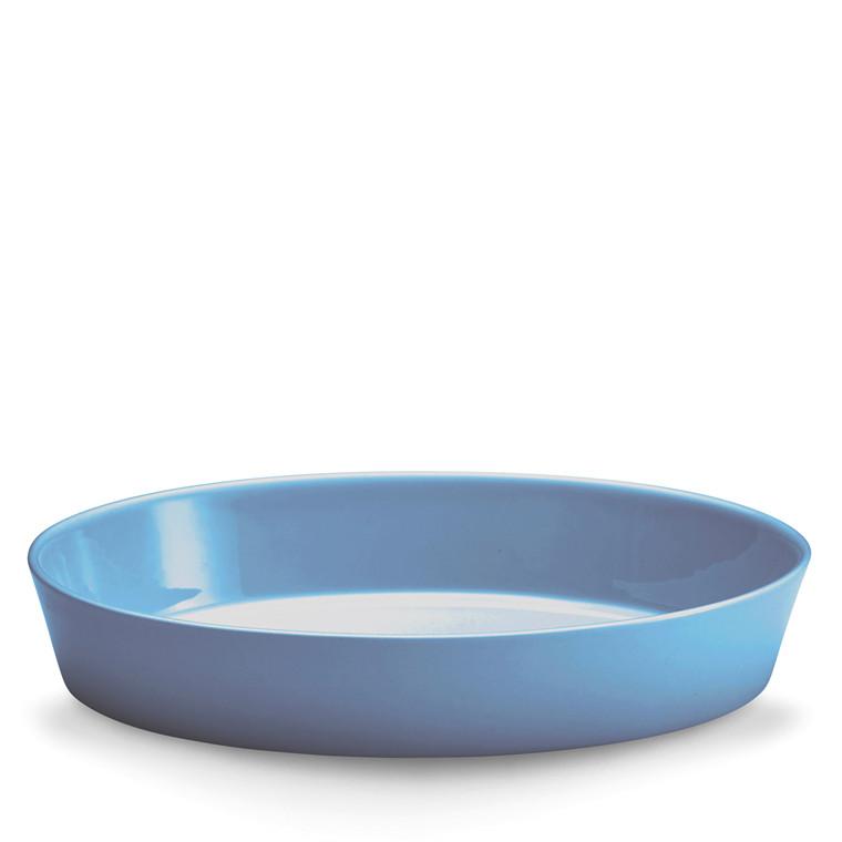 PILLIVUYT Blå Bretagne fad ovalt mørk blå