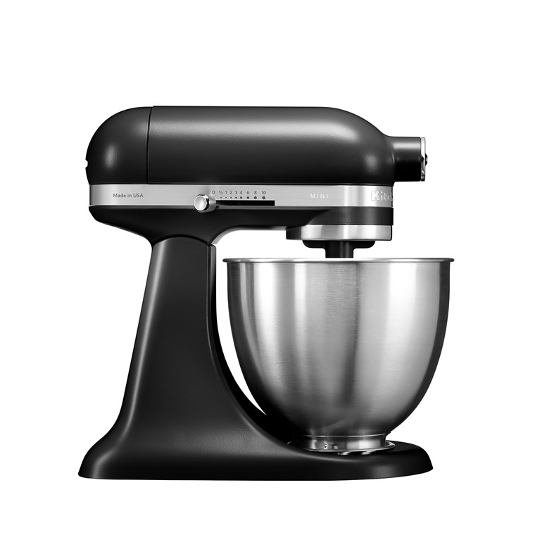 KITCHENAID Mini standmixer mat sort 3,3 liter