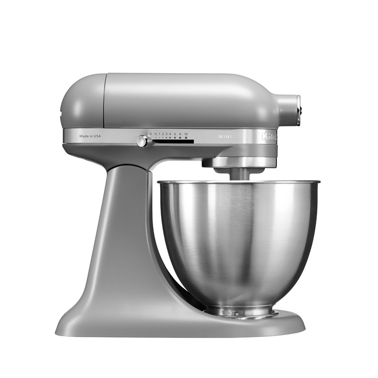 KITCHEN AID Mini standmixer mat grå 3,3 liter