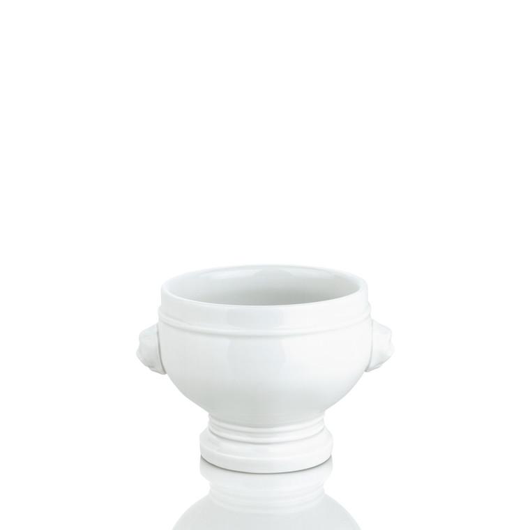 PILLIVUYT Suppeskål nr. 4 hvid