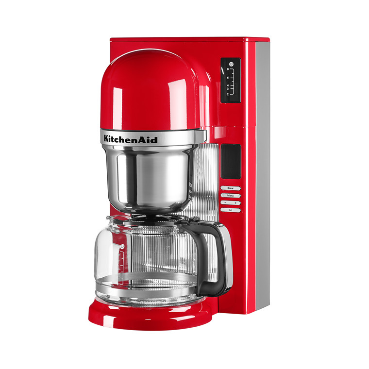 KITCHENAID Pour Over kaffemaskine rød 1,2 liter