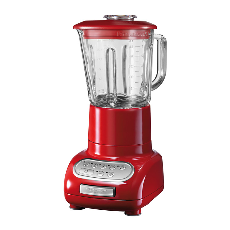 KitchenAid Artisan blender rød