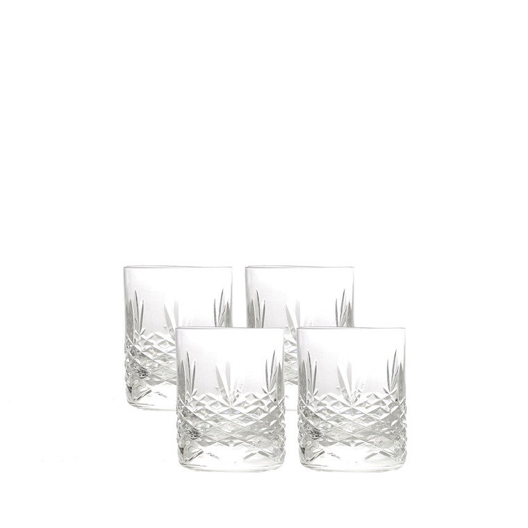 FREDERIK BAGGER Crispy Mini Lowball 2 pak krystalglas