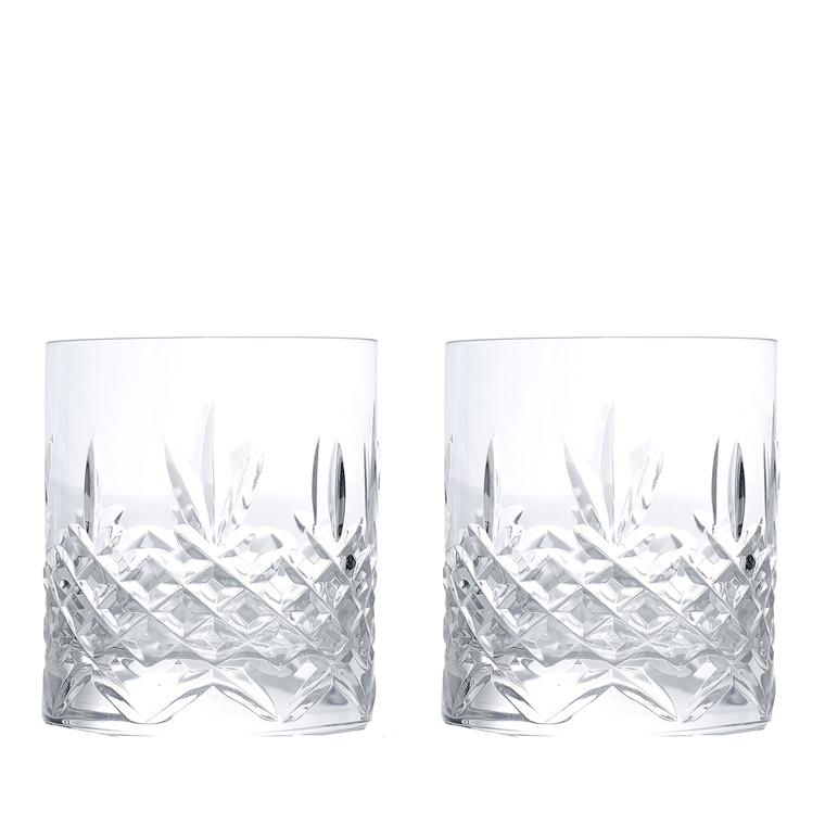 FREDERIK BAGGER Crispy Lowball 2 pak krystalglas 38 cl