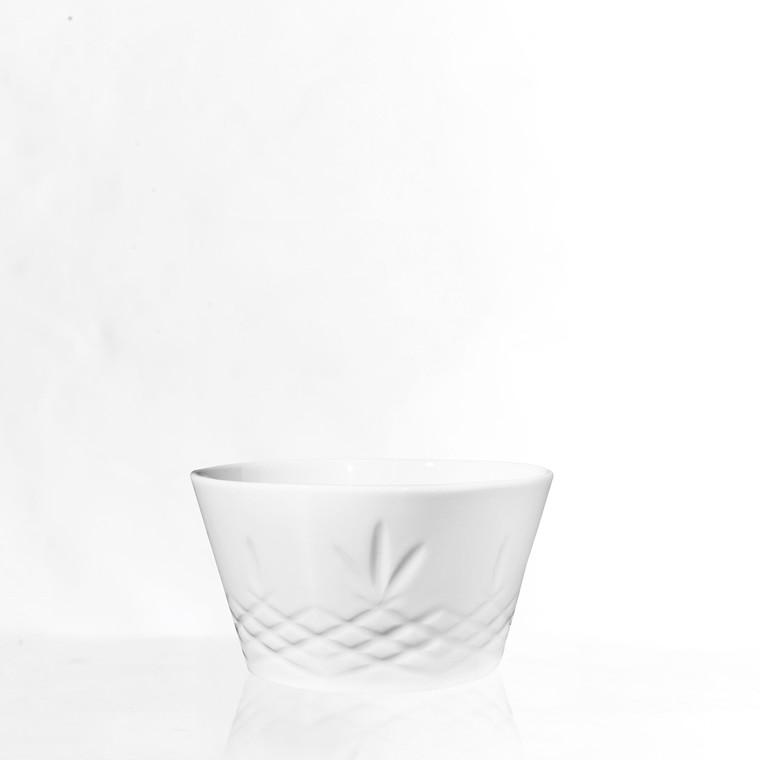 FREDERIK BAGGER Crispy skål 2 porcelæn stor