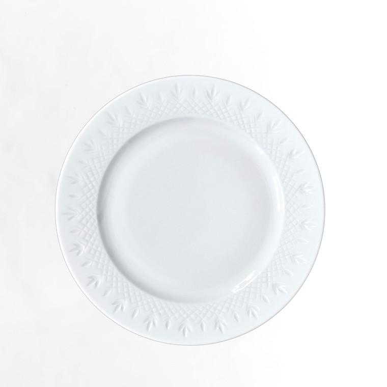 FREDERIK BAGGER Crispy side tallerken porcelæn 19cm