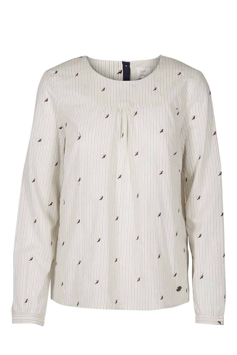 NÜMPH Bacuri blouse