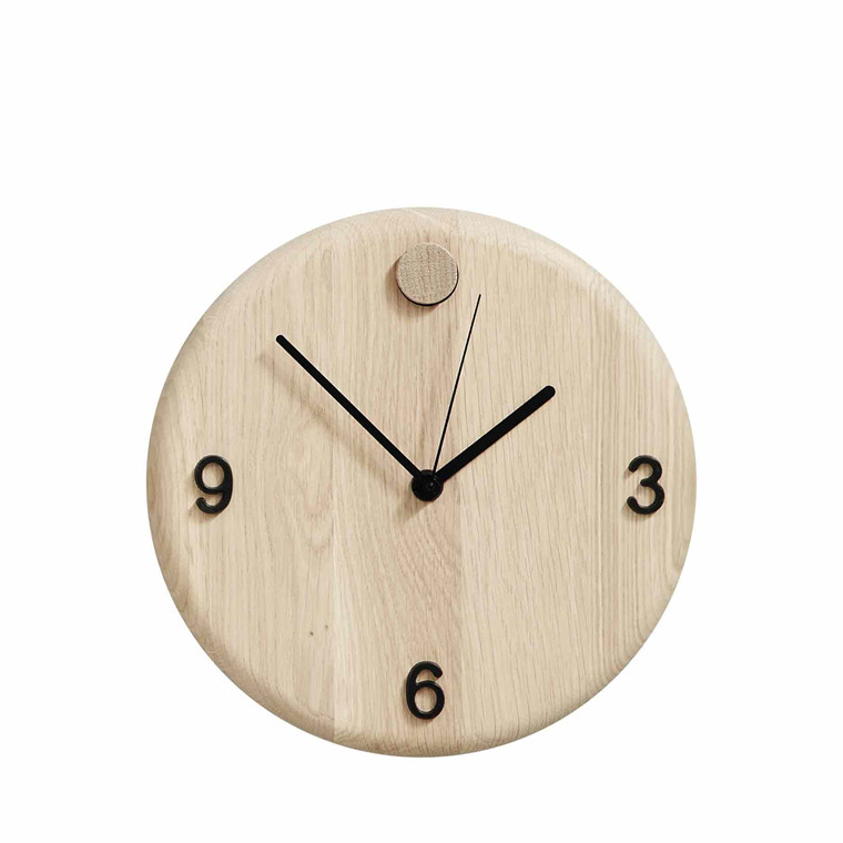 ANDERSEN FURNITURE Wood Time Vægur