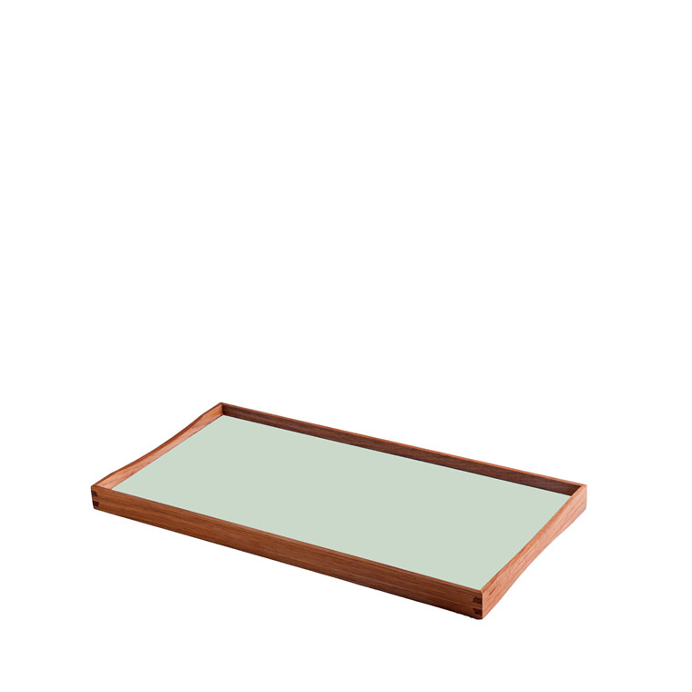 ARCHITECTMADE Turning Tray lille teaktræ