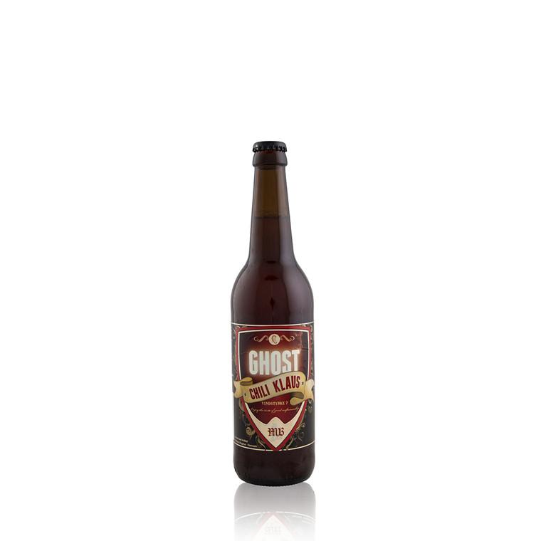 CHILI KLAUS Ghost øl 50 cl. v. 7