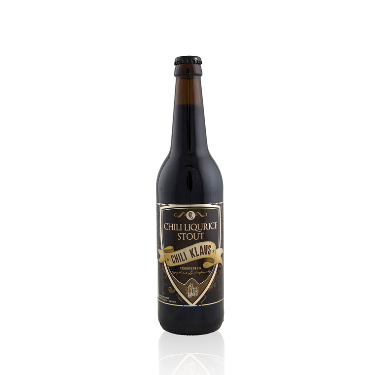 CHILI KLAUS Chili Liquorice øl 50 cl