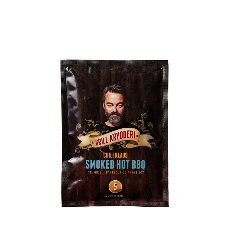CHILI KLAUS Smoked Hot BBQ krydderi v. 5