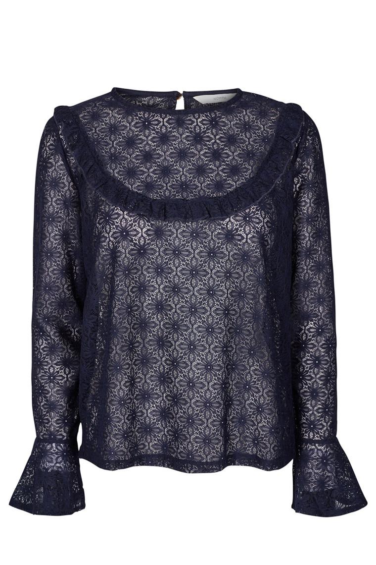 NÜMPH Glenellen blouse
