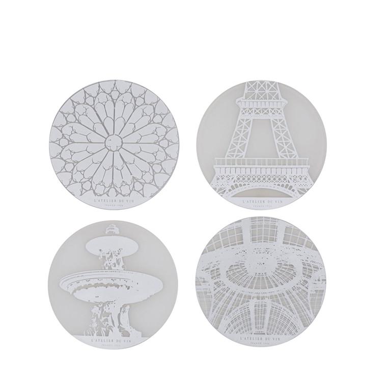 L'ATELIER DU VIN Paris Coasters