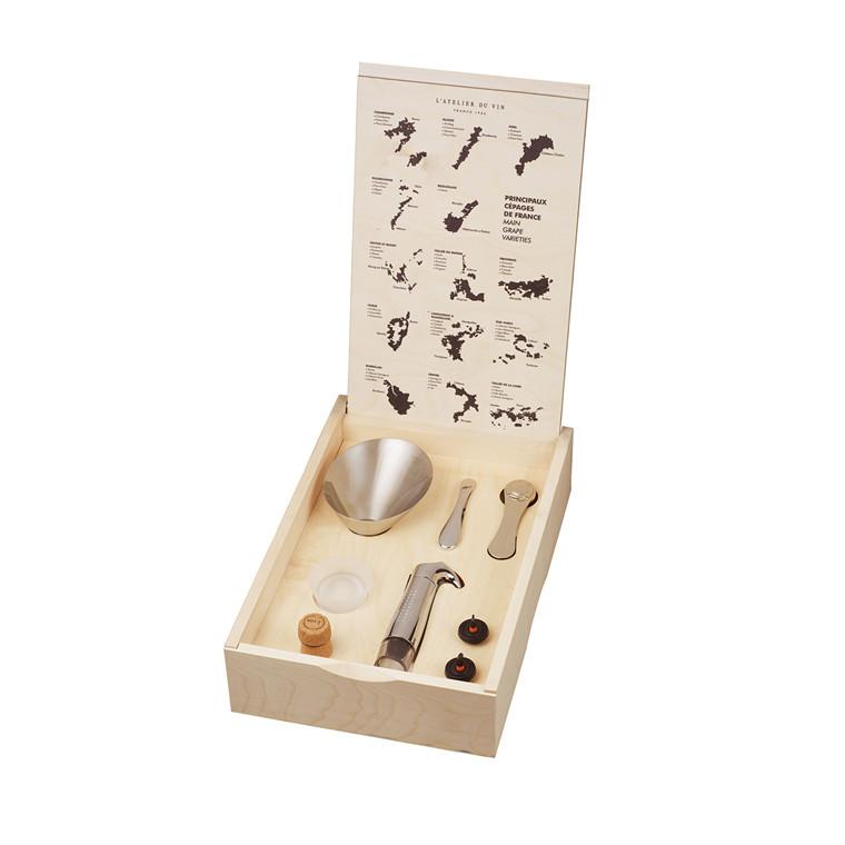 L'ATELIER DU VIN Oeno Box Connoisseur 3