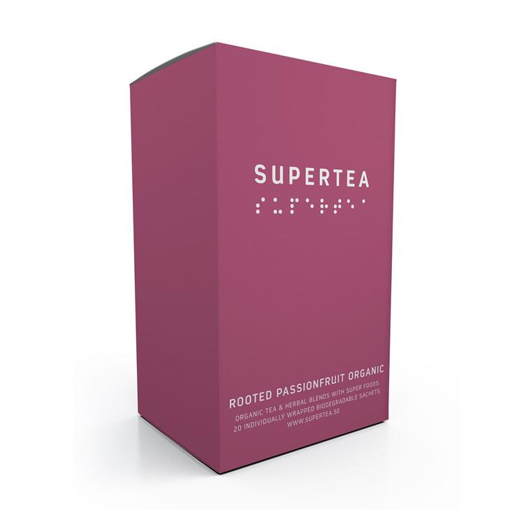 SUPERTEA Rooted passionfruit organic
