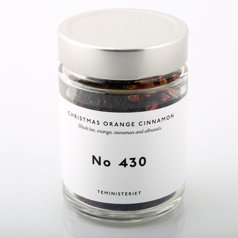 TEMINISTERIET Christmas orange cinnamon