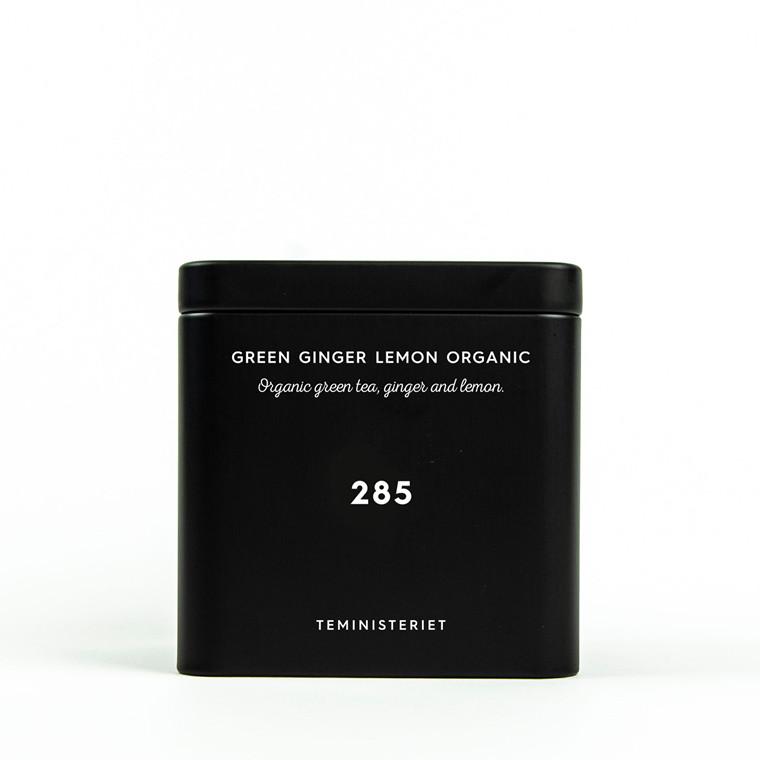 TEMINISTERIET Green ginger lemon organic