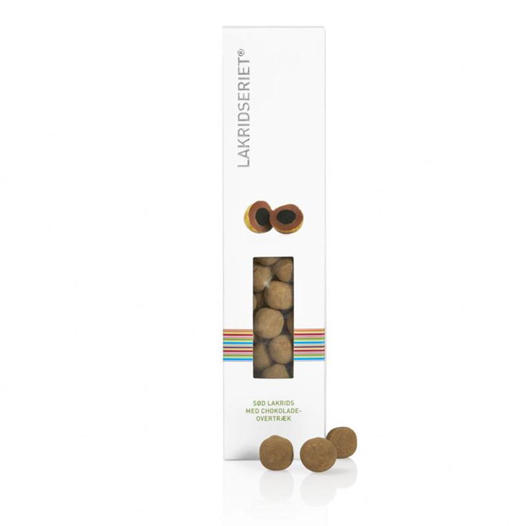 LAKRIDSERIET Lakrids m/chokolade