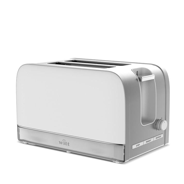 WITT Classic toaster hvid