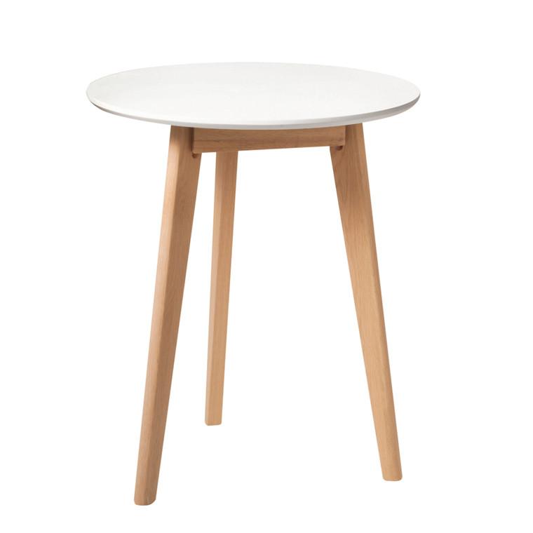BLOOM cafébord hvid Ø 60 cm