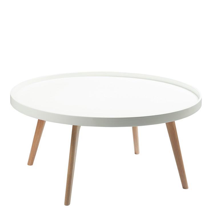 JACKIE sofa/bakkebord Ø 90 cm - kan kun købes i butikkerne