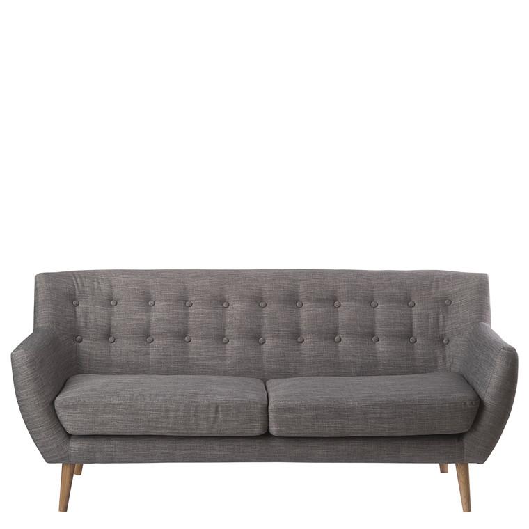 MIAMI 2½ pers. sofa grå