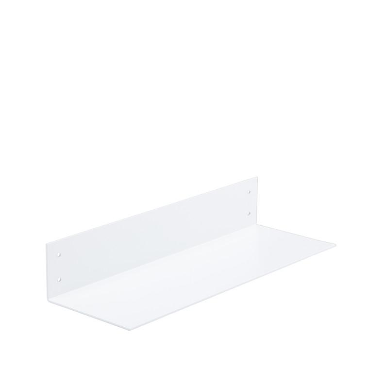 SHAPE IT hylde i metal hvid L 52 cm