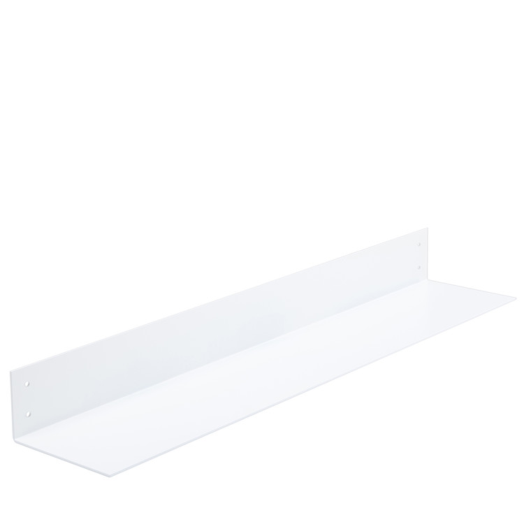 SHAPE IT hylde i metal hvid L 90 cm