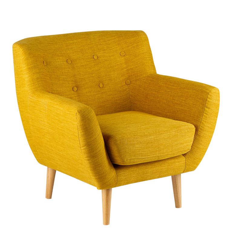 MIAMI loungestol gul