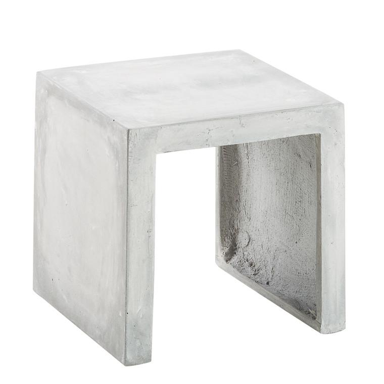 EARTH bænk i beton - kan kun købes i butikkerne  40 X 40 X 40 cm