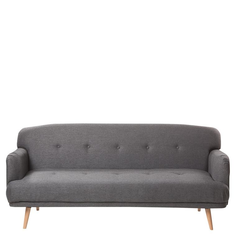 MADRID sovesofa mørk grå