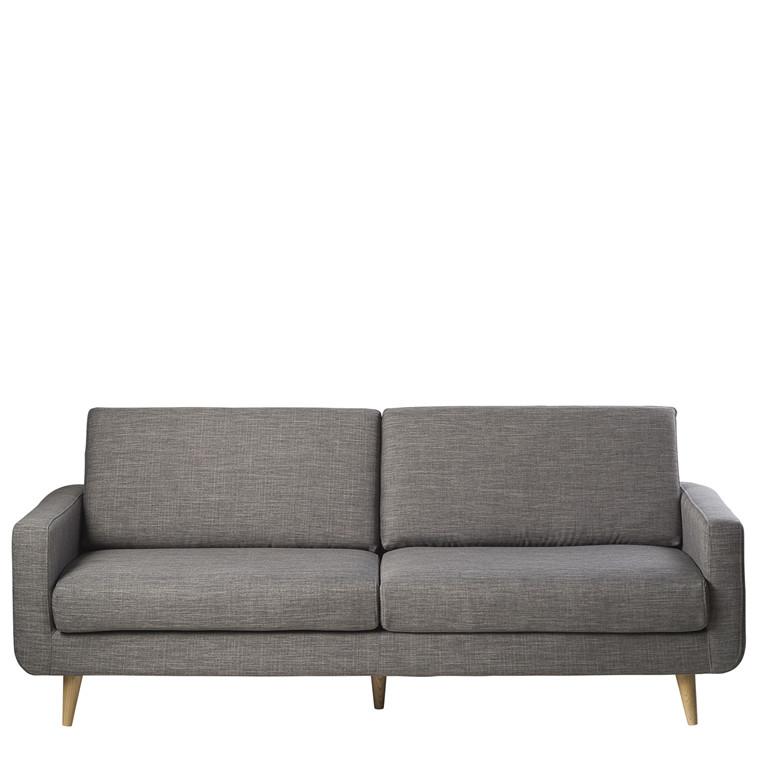FLORIDA sofa grå // Kommer igen i uge 38