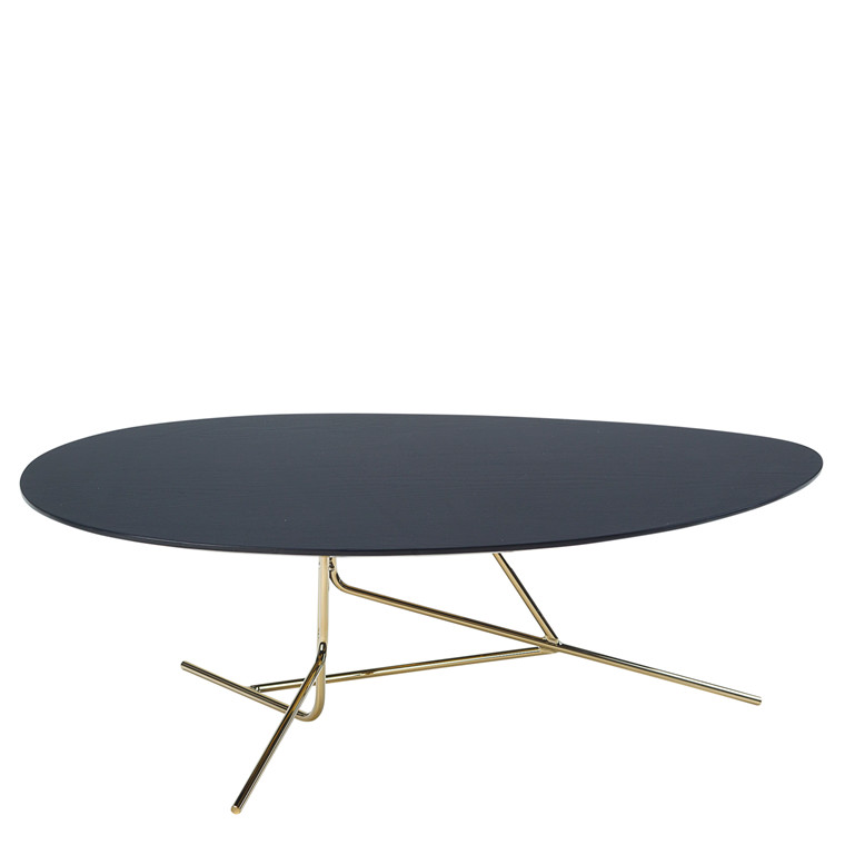 SILAS ovalt bord