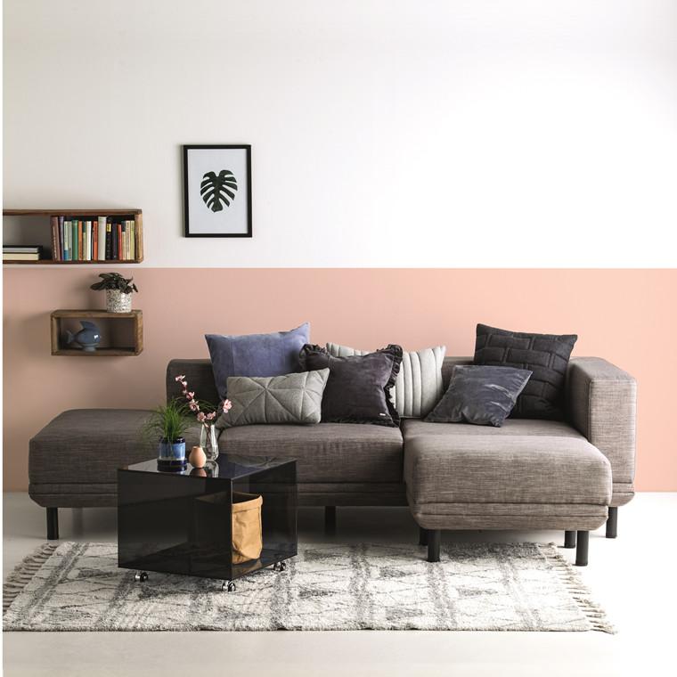 NEW YORK sofa m. puf højre - kan kun købes i Sinnerups butikker