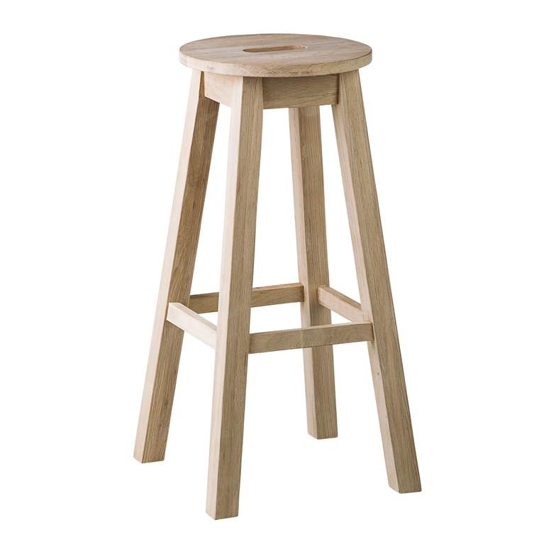 Wood køkkenstol