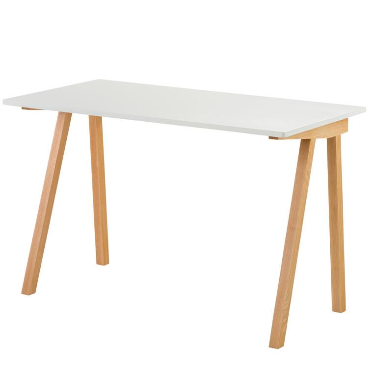 ZILA skrivebord hvid